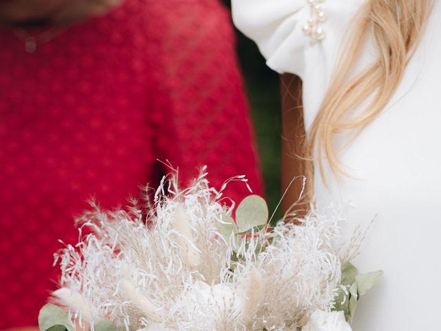 Le mariage de Léa et Charles à Giverny, Eure 25