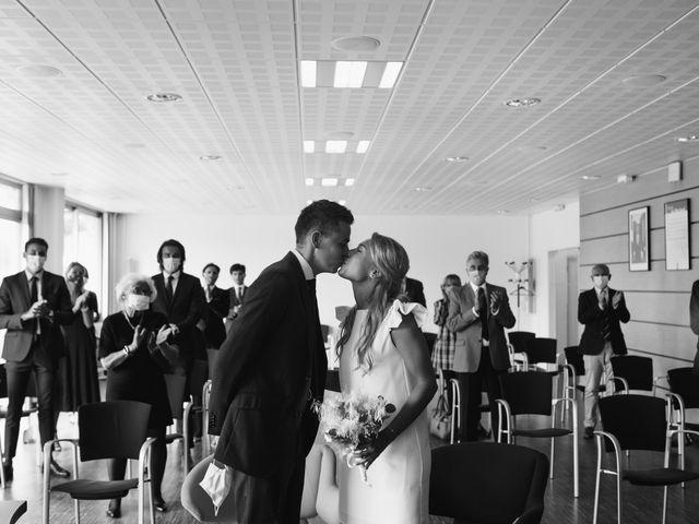 Le mariage de Léa et Charles à Giverny, Eure 38