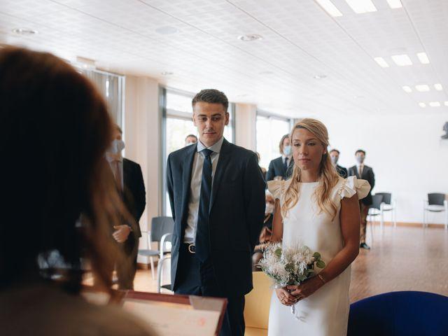 Le mariage de Léa et Charles à Giverny, Eure 40