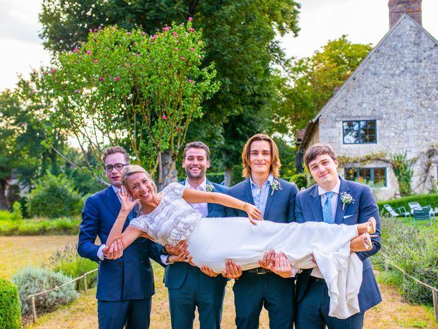 Le mariage de Léa et Charles à Giverny, Eure 66