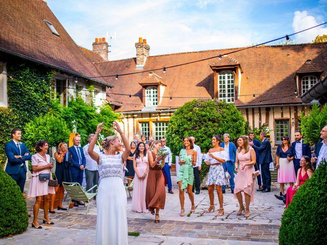 Le mariage de Léa et Charles à Giverny, Eure 78