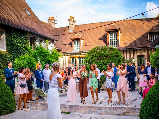 Le mariage de Léa et Charles à Giverny, Eure 80