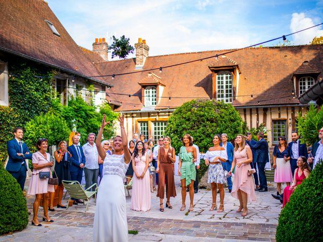 Le mariage de Léa et Charles à Giverny, Eure 81