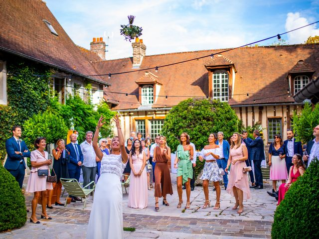Le mariage de Léa et Charles à Giverny, Eure 82