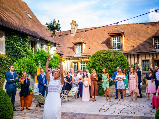 Le mariage de Léa et Charles à Giverny, Eure 84