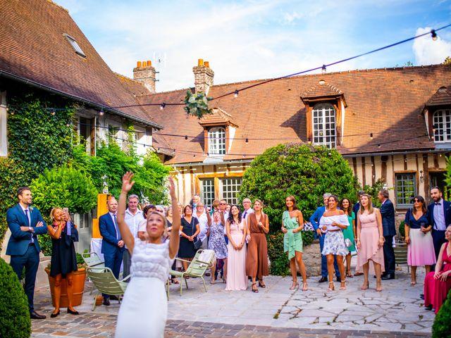 Le mariage de Léa et Charles à Giverny, Eure 86