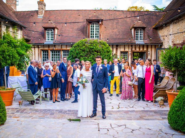 Le mariage de Léa et Charles à Giverny, Eure 89
