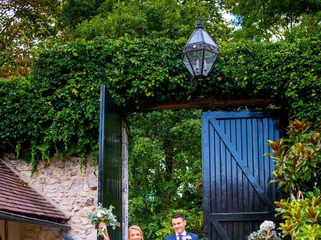 Le mariage de Léa et Charles à Giverny, Eure 90