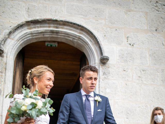 Le mariage de Léa et Charles à Giverny, Eure 144