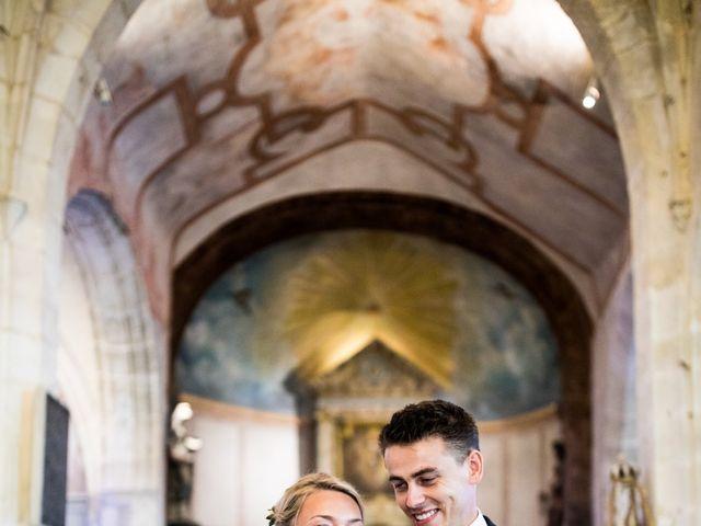 Le mariage de Léa et Charles à Giverny, Eure 158