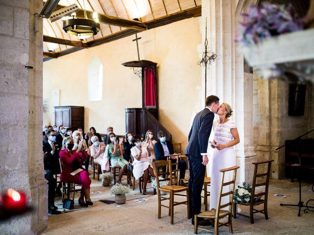 Le mariage de Léa et Charles à Giverny, Eure 159