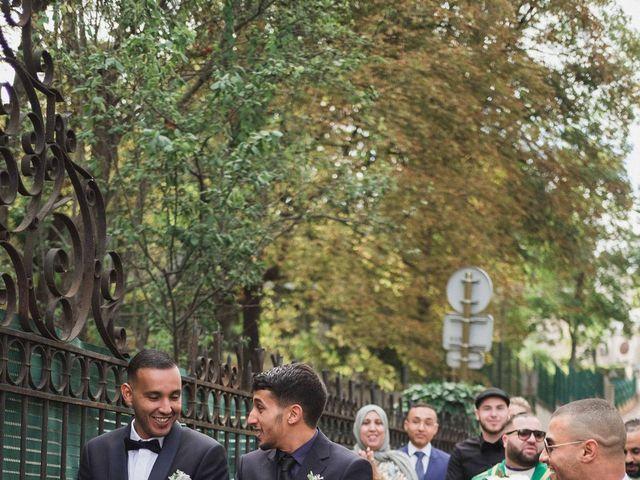 Le mariage de Abdallah et Amina à Senlisse, Yvelines 5