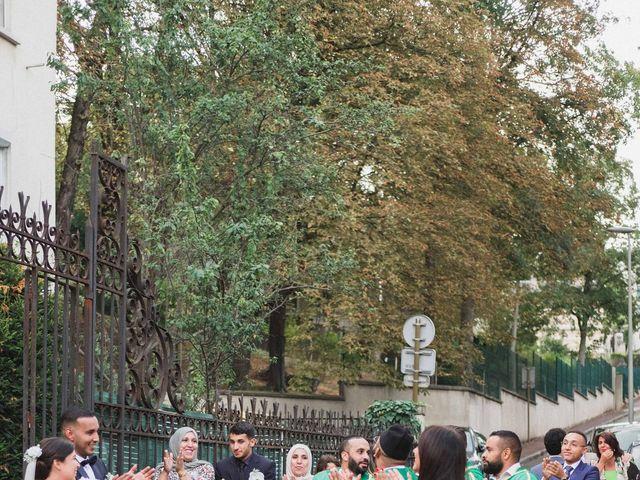 Le mariage de Abdallah et Amina à Senlisse, Yvelines 6