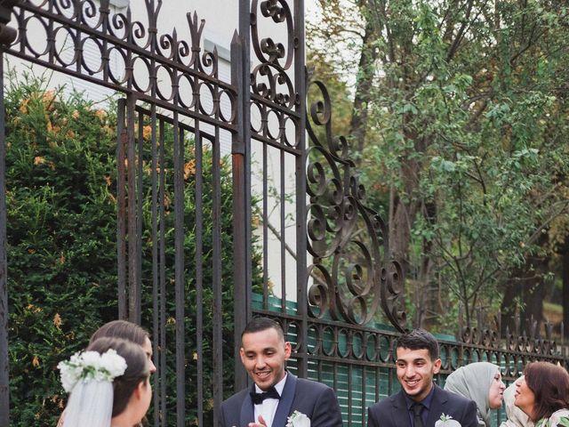 Le mariage de Abdallah et Amina à Senlisse, Yvelines 7