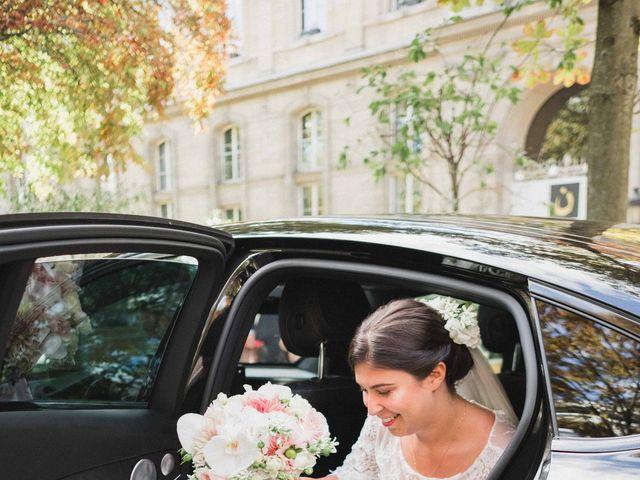 Le mariage de Abdallah et Amina à Senlisse, Yvelines 8