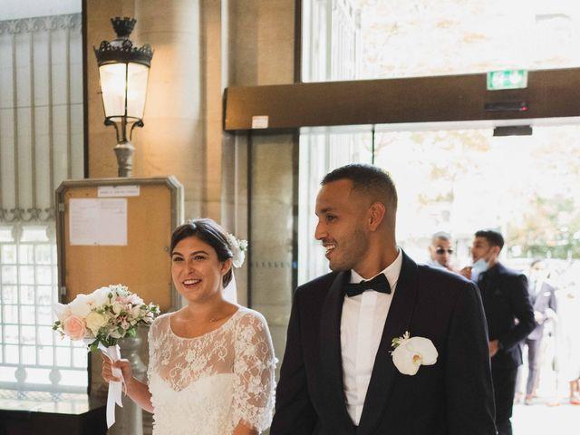 Le mariage de Abdallah et Amina à Senlisse, Yvelines 10
