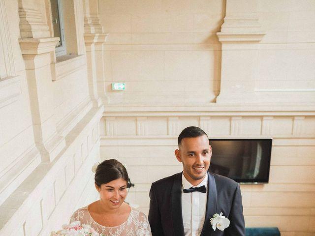 Le mariage de Abdallah et Amina à Senlisse, Yvelines 12