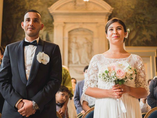 Le mariage de Abdallah et Amina à Senlisse, Yvelines 1
