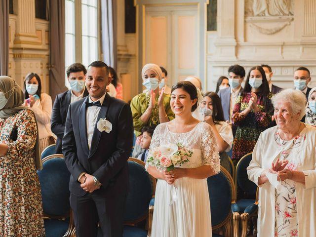 Le mariage de Abdallah et Amina à Senlisse, Yvelines 2