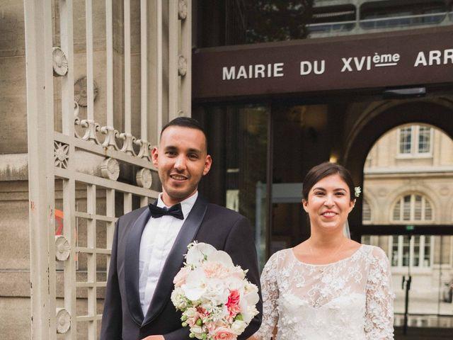 Le mariage de Abdallah et Amina à Senlisse, Yvelines 20