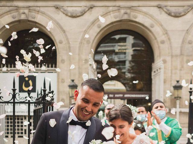 Le mariage de Abdallah et Amina à Senlisse, Yvelines 21