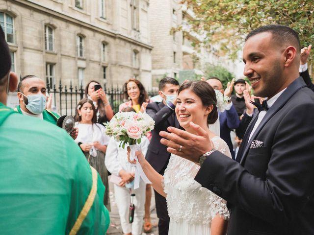 Le mariage de Abdallah et Amina à Senlisse, Yvelines 24