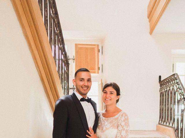 Le mariage de Abdallah et Amina à Senlisse, Yvelines 25