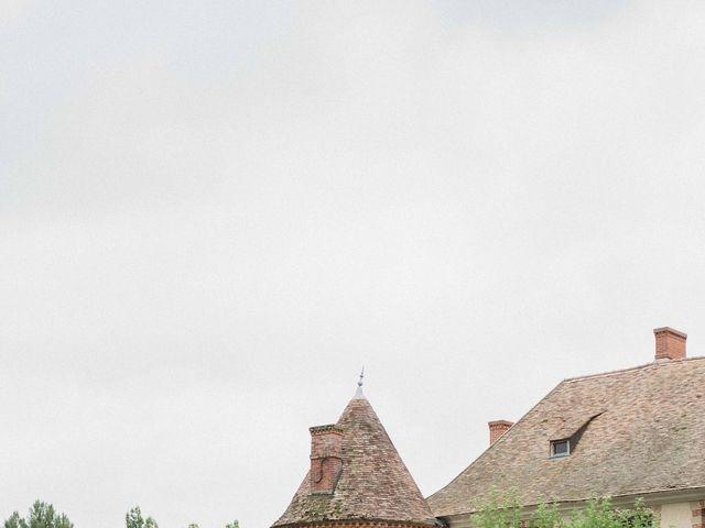 Le mariage de Abdallah et Amina à Senlisse, Yvelines 39