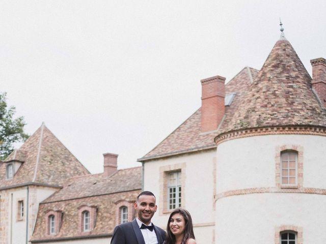 Le mariage de Abdallah et Amina à Senlisse, Yvelines 61