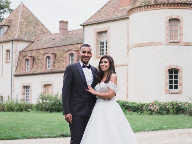 Le mariage de Amina et Abdallah
