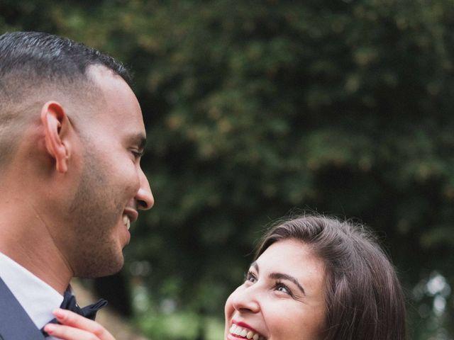 Le mariage de Abdallah et Amina à Senlisse, Yvelines 64