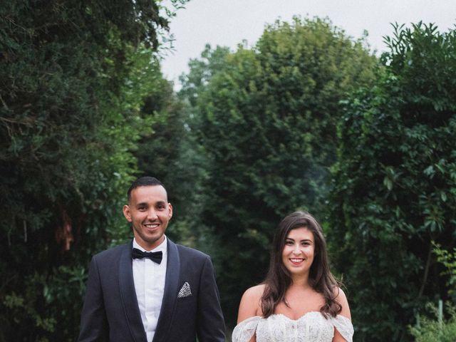 Le mariage de Abdallah et Amina à Senlisse, Yvelines 65
