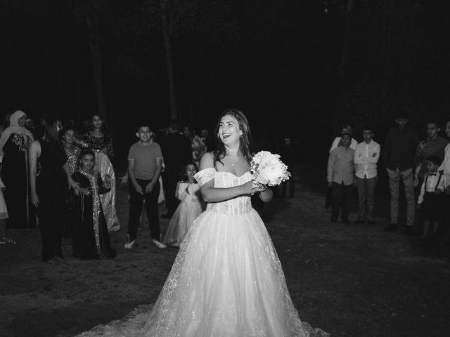 Le mariage de Abdallah et Amina à Senlisse, Yvelines 71
