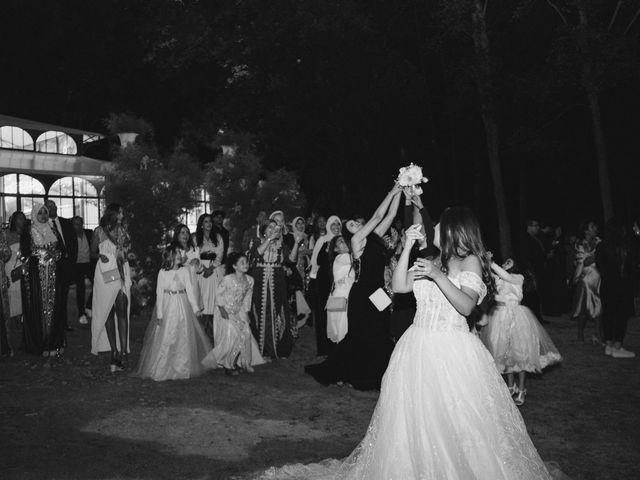 Le mariage de Abdallah et Amina à Senlisse, Yvelines 72