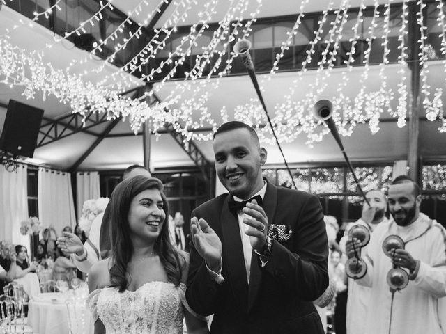 Le mariage de Abdallah et Amina à Senlisse, Yvelines 74