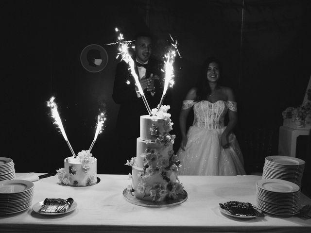 Le mariage de Abdallah et Amina à Senlisse, Yvelines 82