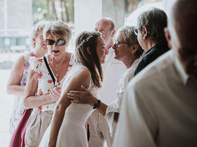Le mariage de Julien et Nathalie à Lorient, Morbihan 3