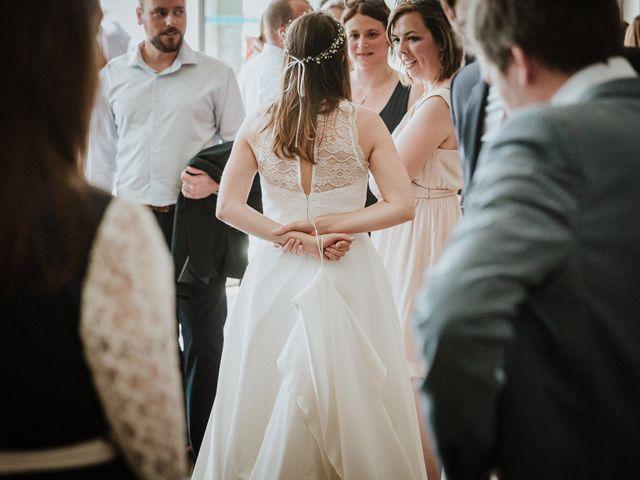 Le mariage de Julien et Nathalie à Lorient, Morbihan 7