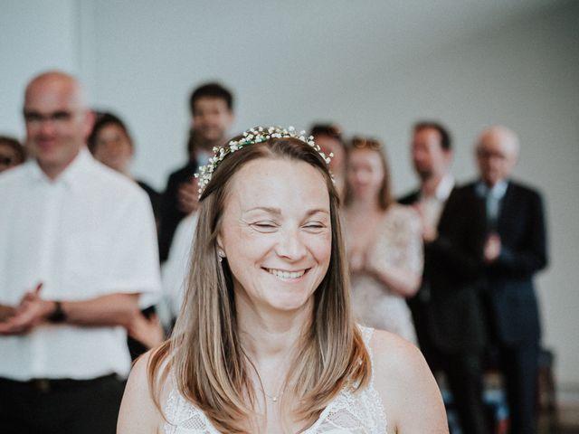 Le mariage de Julien et Nathalie à Lorient, Morbihan 14