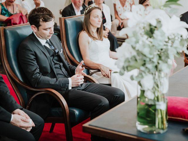 Le mariage de Julien et Nathalie à Lorient, Morbihan 16