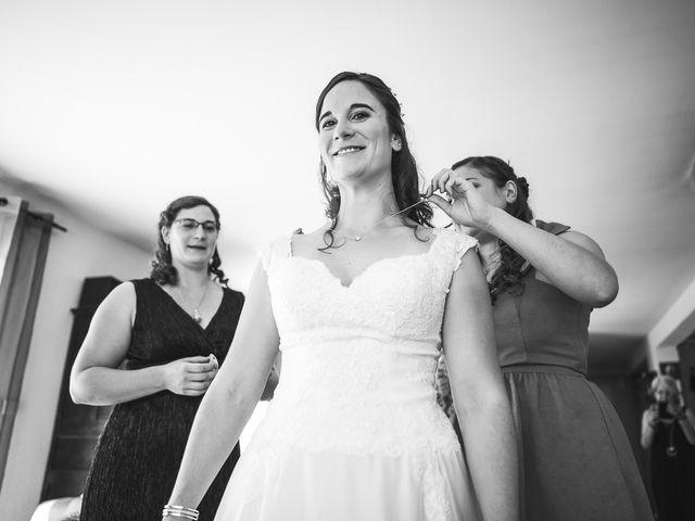 Le mariage de Bastien et Charline à Vétraz-Monthoux, Haute-Savoie 10