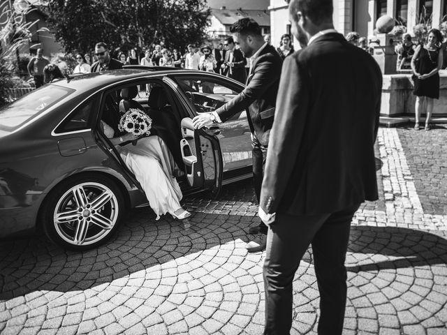 Le mariage de Bastien et Charline à Vétraz-Monthoux, Haute-Savoie 12