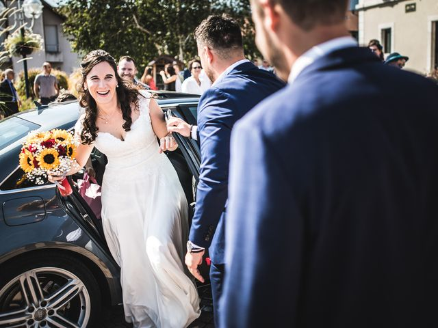 Le mariage de Bastien et Charline à Vétraz-Monthoux, Haute-Savoie 13