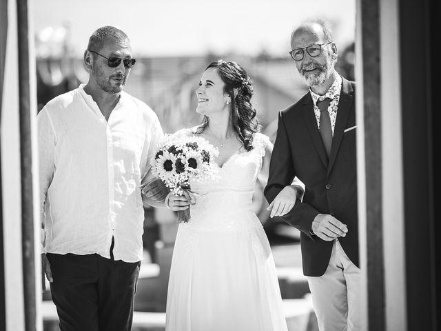 Le mariage de Bastien et Charline à Vétraz-Monthoux, Haute-Savoie 15