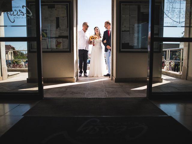Le mariage de Bastien et Charline à Vétraz-Monthoux, Haute-Savoie 16