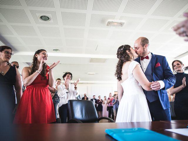 Le mariage de Bastien et Charline à Vétraz-Monthoux, Haute-Savoie 19