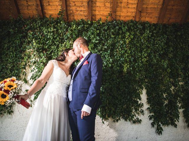 Le mariage de Bastien et Charline à Vétraz-Monthoux, Haute-Savoie 24