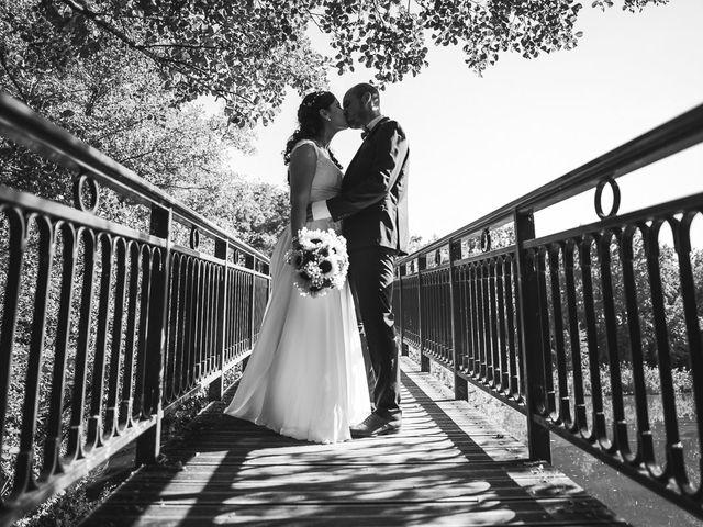 Le mariage de Bastien et Charline à Vétraz-Monthoux, Haute-Savoie 26