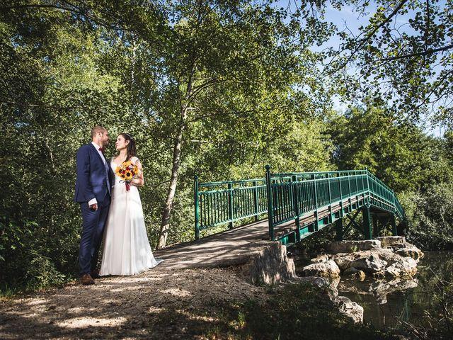 Le mariage de Bastien et Charline à Vétraz-Monthoux, Haute-Savoie 27
