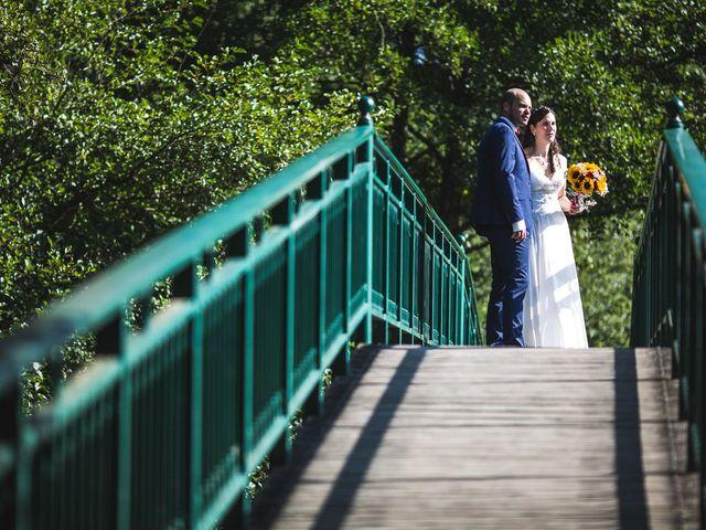 Le mariage de Bastien et Charline à Vétraz-Monthoux, Haute-Savoie 28